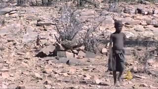 نمط حياة موروث لقبائل الهيمبا بناميبيا