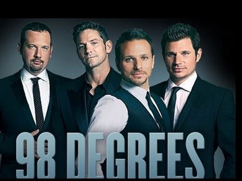 "98 Degrees Announce New Album ""2.0"" Coming May 7"