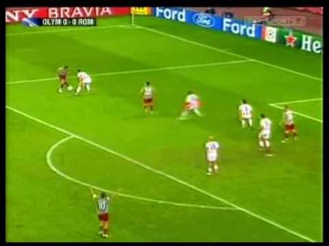 Rodrigo Taddei vs Olympiakos  nice skills