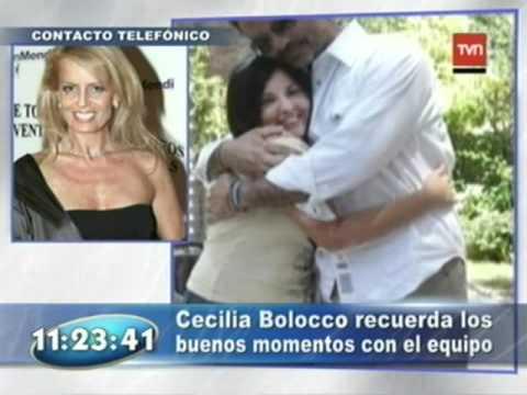 Buenos Días a Todos 05/09/2011. Cecilia Bolocco recuerda sus buenos momentos con Felipe - TVN 2011