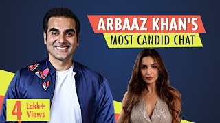 Arbaaz Khan Opens Up On Divorce With Malaika | Arbaaz On Working With Salman Khan