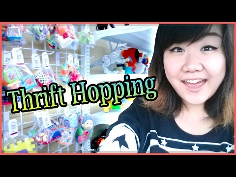 Thrift Hopping - Disney, My Little Pony, Care Bears And More! video