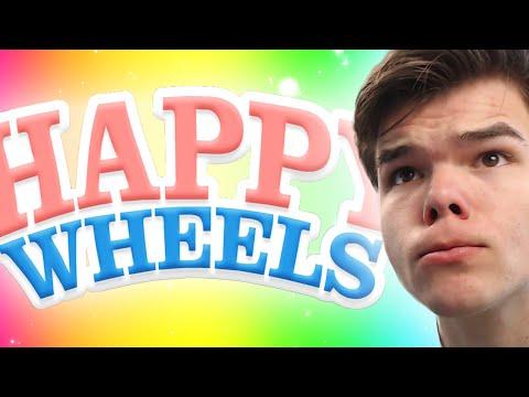 Happy Wheels Funny Moments #45 video