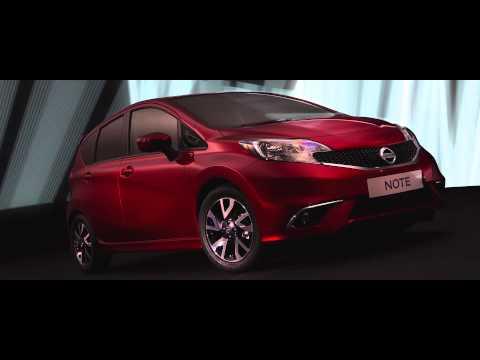 Новый Nissan Note: Связь Дизайна и Технологии