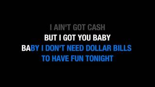 Sia Cheep Thrills Karaoke