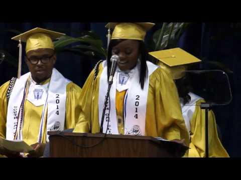 2014 South Oak Cliff High School Graduation