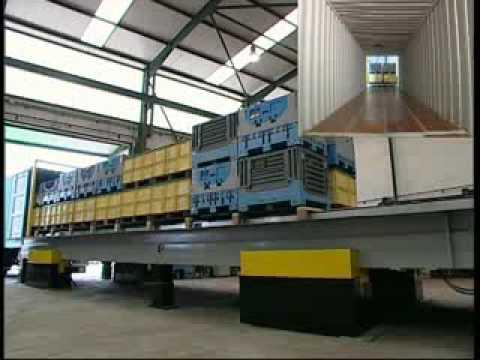 Contenedores usados para camiones