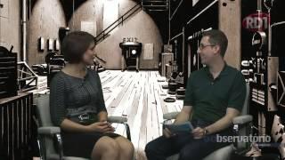 Entrevista com Analice Nicolau - RD1