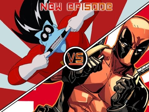 GeekTyrant VS - Freakazoid Vs. Deadpool