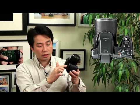 Fujifilm Finepix S8xxx Series (Finepix S8200; Finepix S8300; Finepix S8500) - First Look
