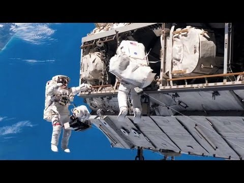 5 Mind-Blowing Facts About Spacewalks