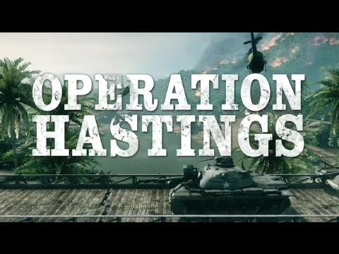 A peek at BF:BC2 Vietnam's bonus map Operation Hastings, a remake of the Battlefield Vietnam classic that'll be unlocked when players have performed a total ...