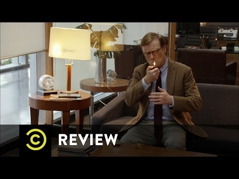 Addiction - Review - Comedy Central