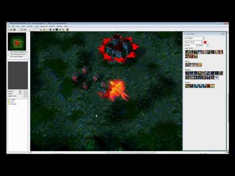 warcraft iii campaign editor