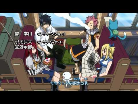 ★ Fairy Tail Opening 1 ☆ Snow Fairy ☆ HD 1080p & Multi Subs ★