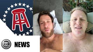 Barstool Sports Dave Portnoy Fires Michael Rapaport & Rapaport Responds