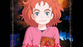 Mary and The Witch's Flower OST 02. Night Flight