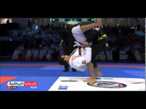 Andre Galvao vs Romulo Barral - World Pro 2014