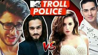 MTV TROLL POLICE Feat BB Ki Vines  CarryMinati  Pr