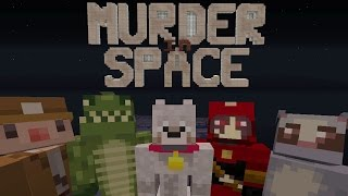 Minecraft Xbox Murder Mystery - Murder In Space!