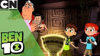 Ben 10 | Ben And The Fountain Of Youth | Cartoon Network UK 🇬🇧