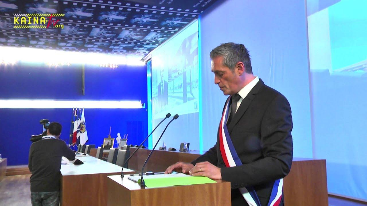Philippe SAUREL Maire de Montpellier