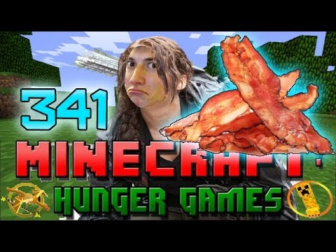 Minecraft: Hunger Games w Mitch Game 341 BACON BROTHER