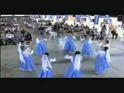 Danzas Hebreas: Puerto Rico (Parte 1)