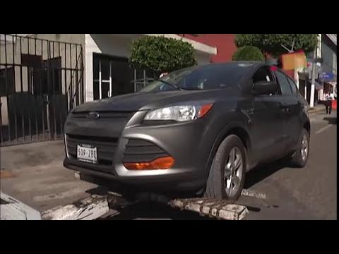 Policías de Ecatepec detienen a 4 delincuentes