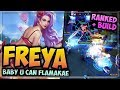 HEROES EVOLVED - FREYA BUILD | IS CANCER FREYA STILL USABLE??  | PALLADIUM RANKED GAMEPLAY