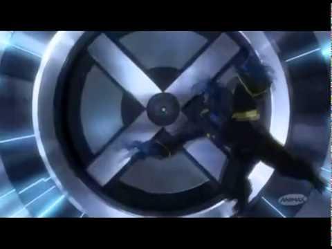 Una serie animada más en versión anime: X-Men