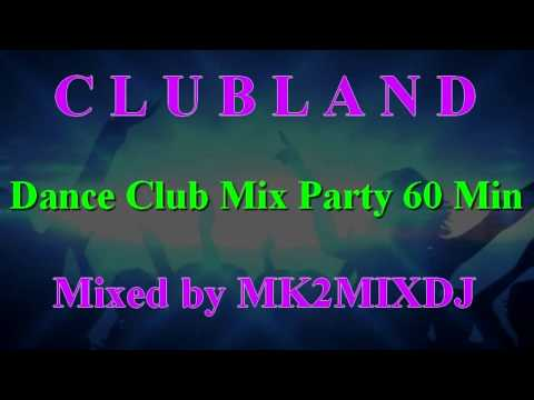MEGAMIX DANCE CLUB MIX 60MIN  Remix Megamix 2014