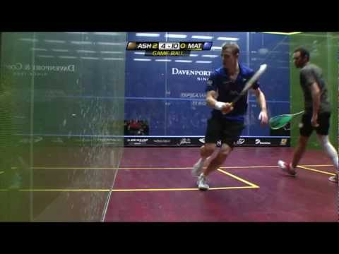 Squash : Davenport North American Open 2013 - Final Roundup Ashour v Matthew