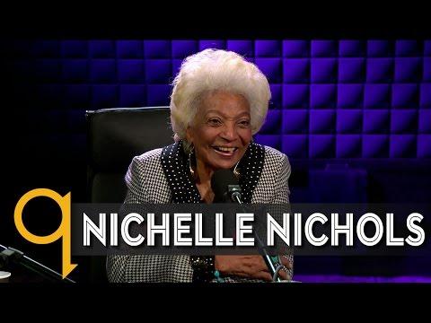 Nichelle Nichols on Star Trek's 50th anniversary