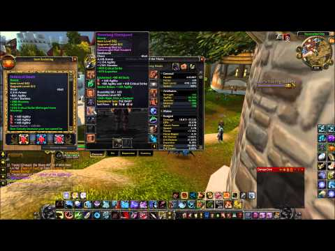 World of Warcraft : MoP - Beast Mastery Hunter PvE Guide 5.1/5.2