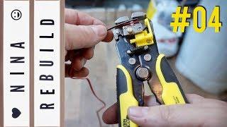 106 - Nina's Rebuild #04 - Wiring & Waffle