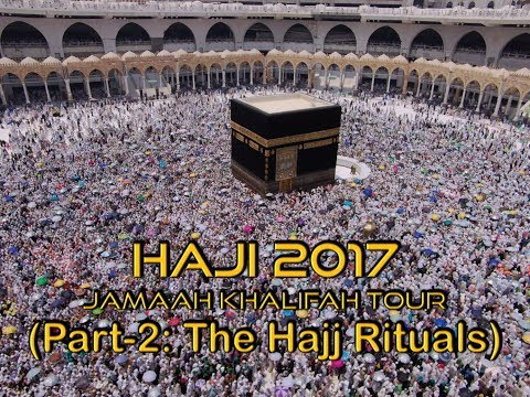 Video haji plus khalifah tour