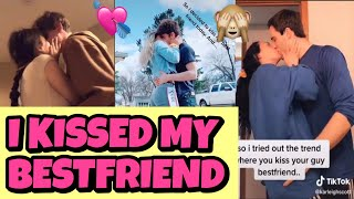 KISSING MY BESTFRIEND - TikTok compilation part 6