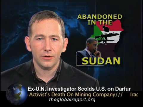 Ex-UN Investigator Scolds U.S. on Darfur.m4v