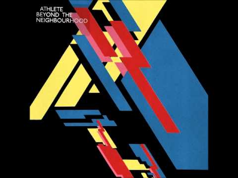Athlete - Airport Disco