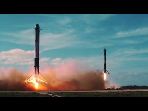 SPACEX : Falcon Heavy & Starman