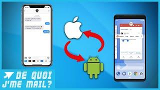 J'abandonne mon iPhone et je passe à Android : nos conseils  DQJMM (2/2)