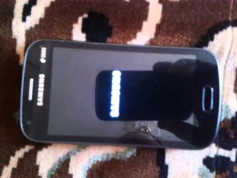Samsung s как прошить