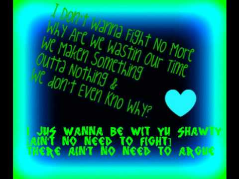 Jon Young: Don't Wanna Fight No More ! (lyrics) video