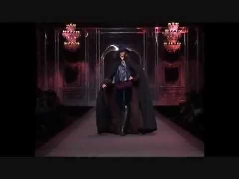 Christian Dior fall winter 2011 2012 full show with names