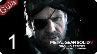 download lagu Metal Gear Solid V Ground Zeroes Walkthrough Parte 1 gratis