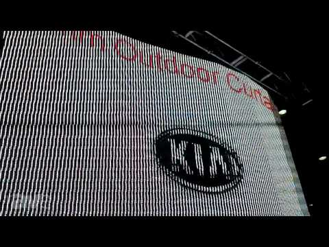 InfoComm 2013: Lamp Shows its LED Outdoor Curtain