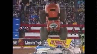 Monster Jam Tribute to the Dogs