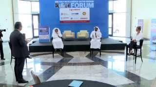 "The Gulf Intelligence Qatar Energy R&D Forum, ""Crossover Technologies"" Part 1 of 3"
