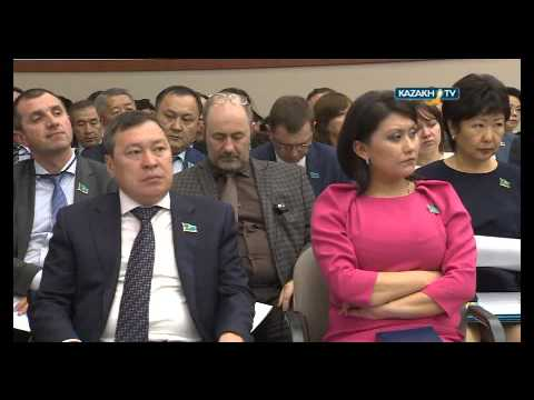 """News summary"" (25.04.2016)-Kazakh TV-eng"